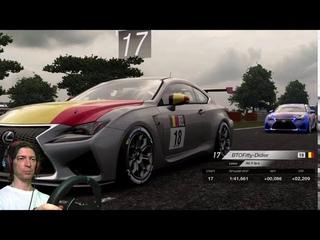 5 Этап кубка наций. Gran Turismo SPORT / Nations Cup | 2020/21
