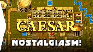 Caesar 1 ► City-building Gameplay & Nostalgia! - Classic City-builder - [Nostalgiasm]