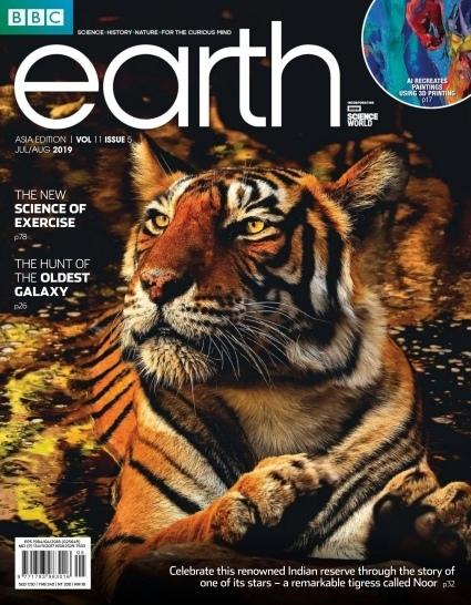 BBC Earth Singapore – August-September 2019