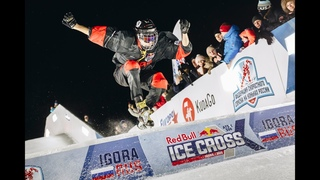 Red Bull Ice Cross Igora 2021 HIGHLIGHTS