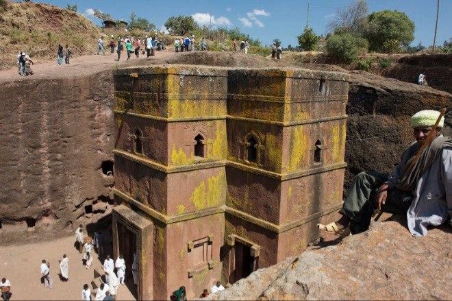 Храмы Эфиопии, изображение №2