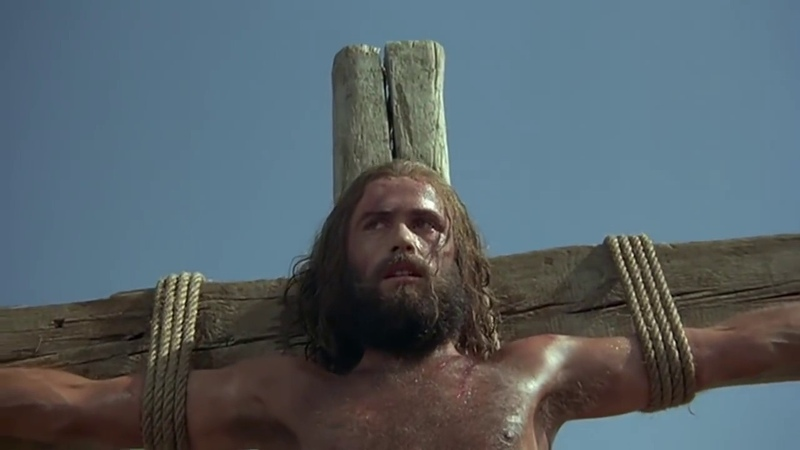 Jesus Is Crucified | The JESUS Film | English | 5161 (HD)