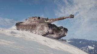 Kampfpanzer 50 t Путь ко второй отметки!!!