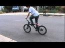 How to Footjam Tailwhip BMX
