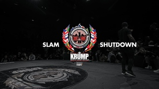 Slam vs Shutdown   Male Semifinal   EBS KRUMP WORLD CHAMPIONSHIP 2018