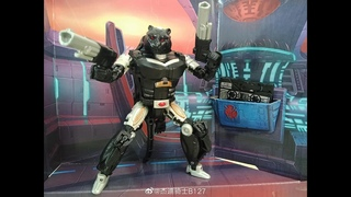 War For Cybertron Decepticons Forever Covert Agent Ravage 2-Pack (Ravage & G1 Ravage)