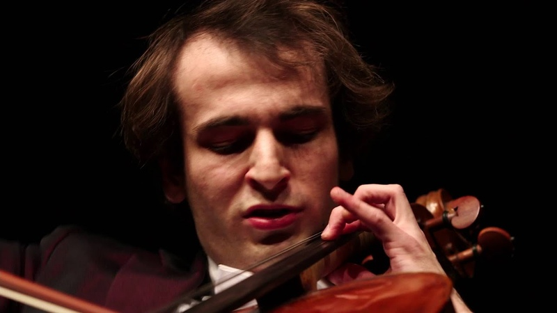 J. Haydn, Cello Concerto No. 1, Christoph Croisé, Violoncello, Collegium Musicum Basel