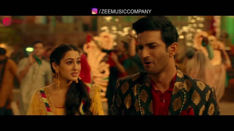 Sweetheart Full Video ¦ Kedarnath ¦ Sushant Singh ¦ Sara Ali Khan ¦ Dev Negi ¦ Amit Trivedi