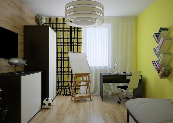 Уютный минимализм: как оформить интерьер трешки для семьи...