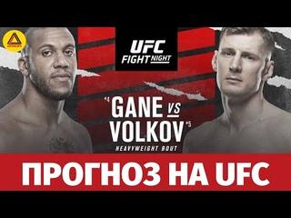 Разбор турнира UFC Fight Night: Gane vs. Volkov