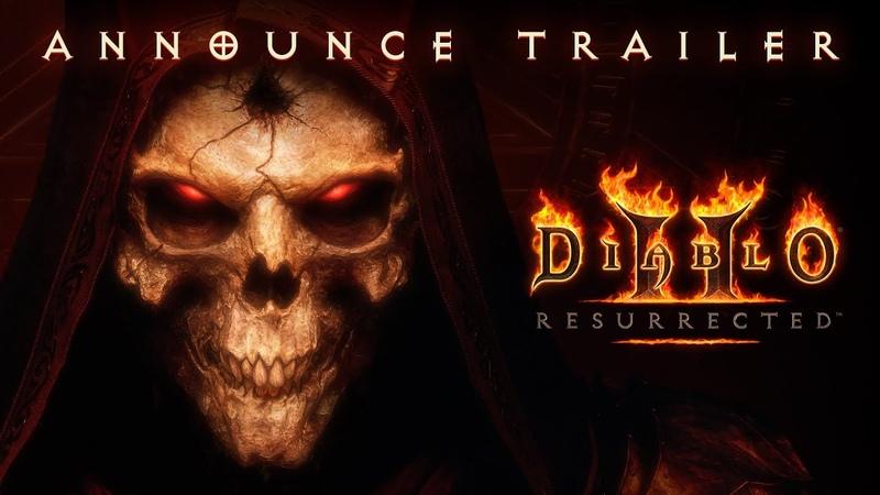 Diablo® II Resurrected ™ Announce Trailer