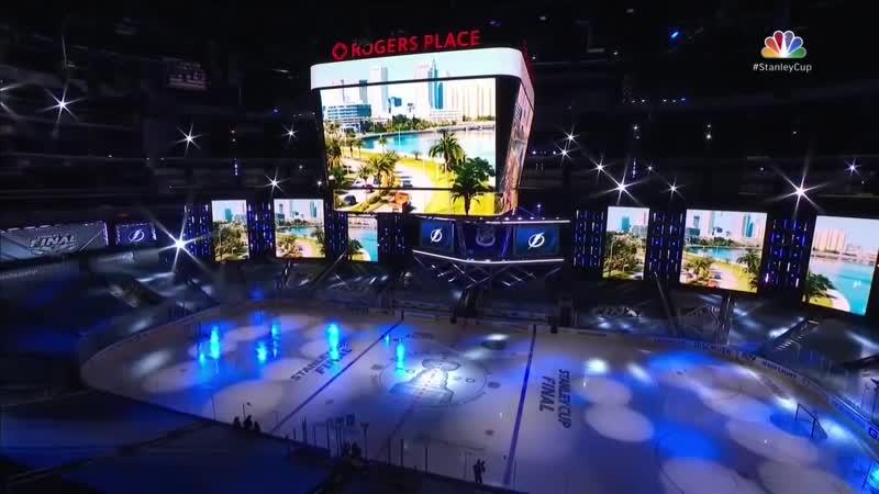 Dallas Stars vs Tampa Bay Lightning Кубок Стэнли Финал Game 1 Stanley Cup 2020 Final Тампа Даллас