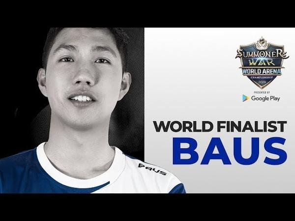 SWC2019 World Finalists BAUS Summoners War