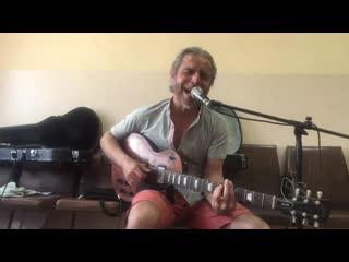 Deep Purple - Child in Time-guitar cover Garri Pat