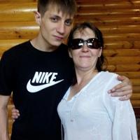 Фотография страницы Елены Прокопьевой-Рябовой ВКонтакте