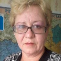 Фотография страницы Галины Петуниной ВКонтакте