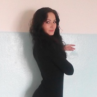 Фотография страницы Леси Крамар ВКонтакте