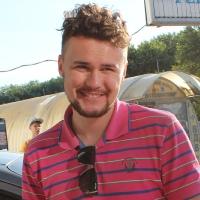 Фотография страницы Пашы Бублича ВКонтакте