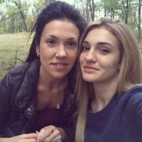 Анна Герман фото со страницы ВКонтакте