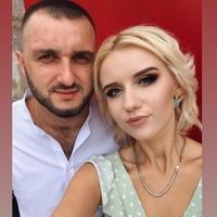 Фотография страницы Алины Яблуновской ВКонтакте