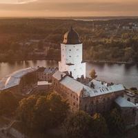 Красивые места Ленинградской области