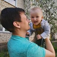 Фотография страницы Павла Бочарова ВКонтакте