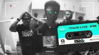 THUG LIVE: REC 1. PRA(KILLA'GRAMM) / MIDIBLACK / ЛЭМ САМОВАРОВ / LEVON / Т Е Й М И /  K-SETTE