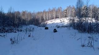 Прогулка по зимнему лесу 15 ноября 2020г. Урочище «Чёртова горка», окрестность города Тобольска