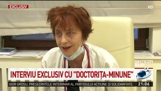 Flavia Groşan, medic pneumolog din România, a povestit într-un interviu în exclusivitate pentru
