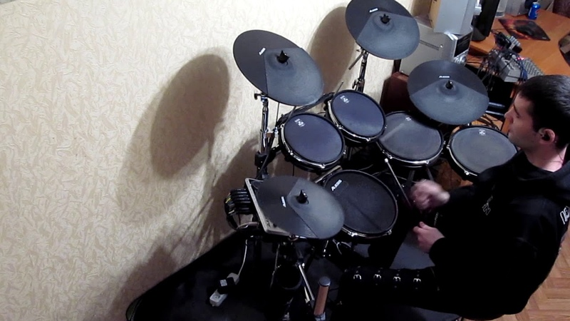 Nightwish - The Kinslayer (Drum cover by Vladimir_DC_Drummer)