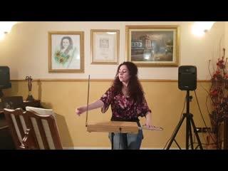 Лина Гервази ( терменвокс) - Love Theme from Cinema Paradiso - Ennio Morricone