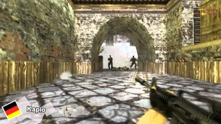 """Highlights CS 1.6: """"Intel Extreme Masters 4 Global Finals"""" [2010]"""