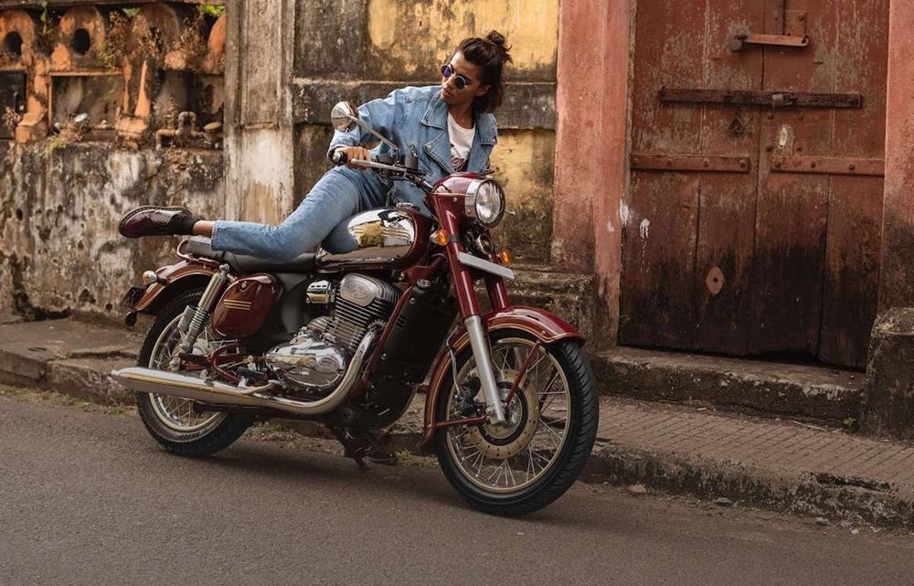 В прошлом году компания Ява продала 50 000 мотоциклов