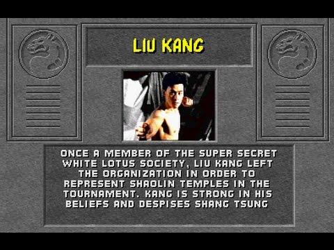 Mortal Kombat Arcade Liu Kang Gameplay on Very Hard no Continues