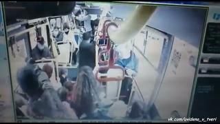 ДТП с автобусом в Твери