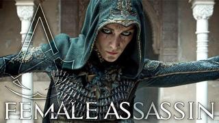 Female Assassin's (hitwoman) Best Fight Scenes. 4K UHD