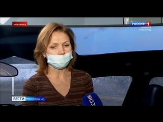 Сюжет телеканала ВЕСТИ о проведении тестирования в ПИМУ