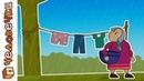 Смешные мультики для детей. Непредсказуемая погода - Человечки