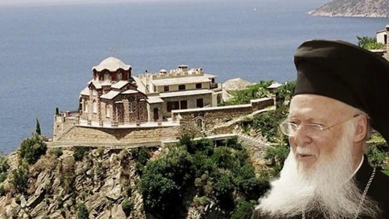 Muntele Athos Intre Istorie Si Legenda