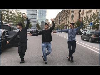 4K Кайфовая Чеченская Лезгинка Madina Madina ALISHKA RAMIL ELVIN 2019 Парни Кайфово Танцуют В Баку