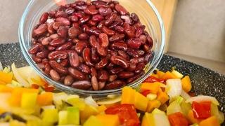-110 кг! Похудели с Мужем на Этом Рецепте! Супер Ужин Для Похудения из самых простых продуктов!