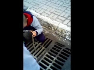 мальчик пересмотрел мультик черепашки-ниндзя