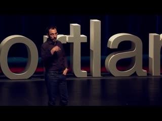 ⚜️Невероятные изобретения ИИ обладающего интуицией - Морис Конти - TED на русском.