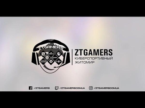 ZTGAMERS UESF Киберспорт в Житомире на новый уровень