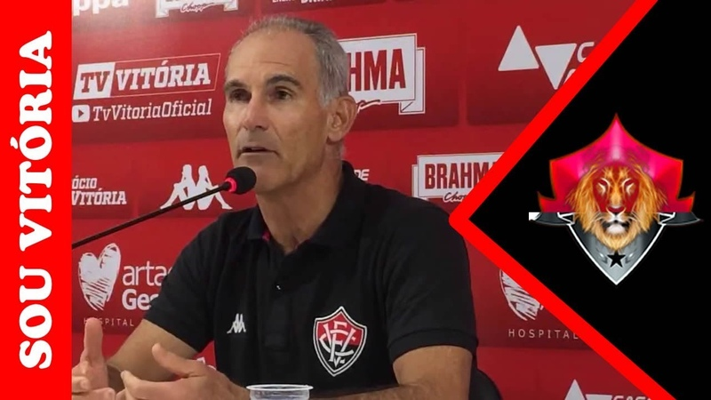 Notícias do Vitória: Confira a coletiva na íntegra de Carlos Amadeu após empate com América-MG