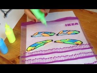 3D pen dragonfly - Как нарисовать стрекозу 3д ручкой