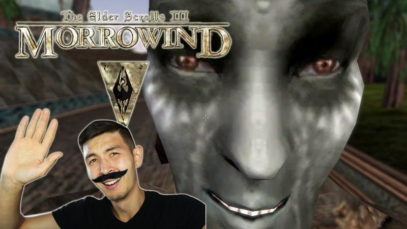 Morrowind ONLINE Волчье логово