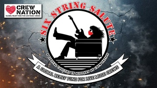 Six String Salute - A Crew Nation Fundraiser
