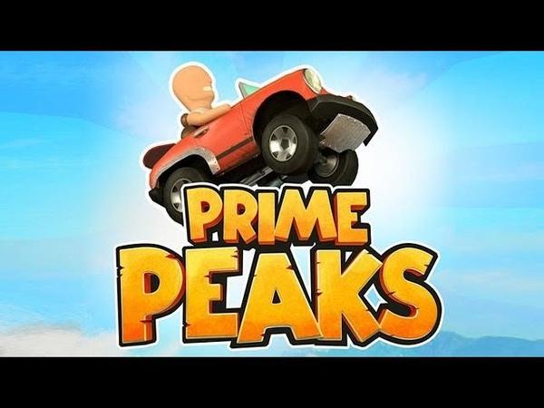 Испытываем Новую Игру : Prime Peaks!