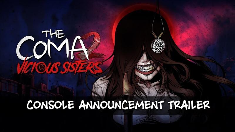 The Coma 2 Vicious Sisters Console Announcement Trailer